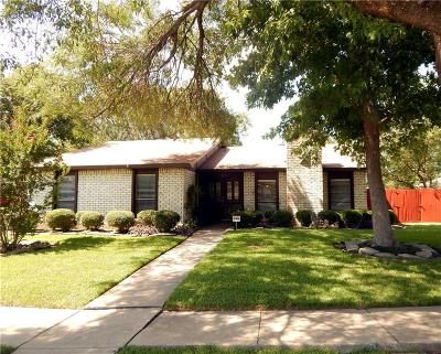 Single Family Home For Sale: 1910 Dodge Trail