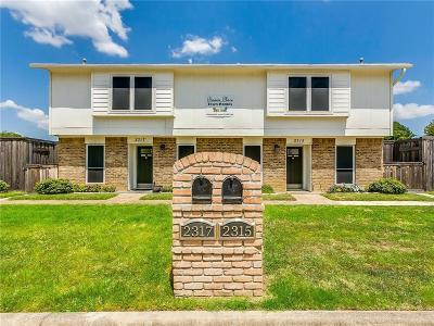 Arlington Multi Family Home For Sale: 2315 Cales Drive
