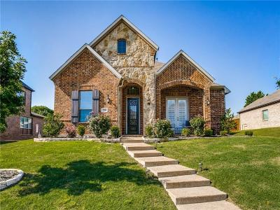 Wylie Single Family Home For Sale: 2709 Gum Tree Trail
