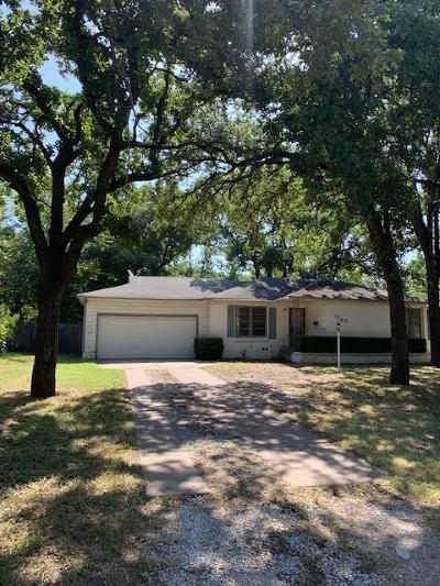 Fort Worth Single Family Home For Sale: 1705 Tierney Road