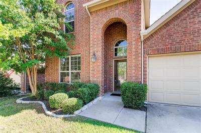 McKinney Single Family Home For Sale: 805 Hardwood Drive