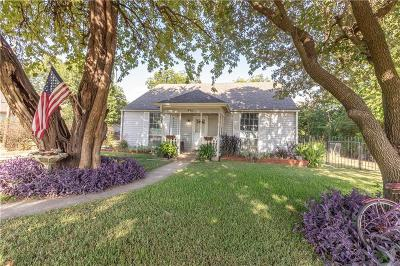 Kaufman Single Family Home For Sale: 901 S Houston Street