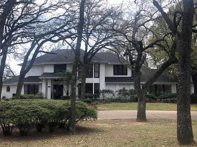 Tarrant County Single Family Home For Sale: 3732 Redstone Drive