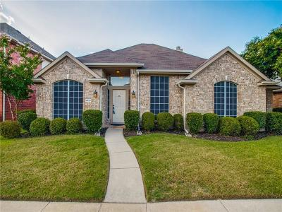 McKinney Single Family Home For Sale: 4720 Sunflower Drive
