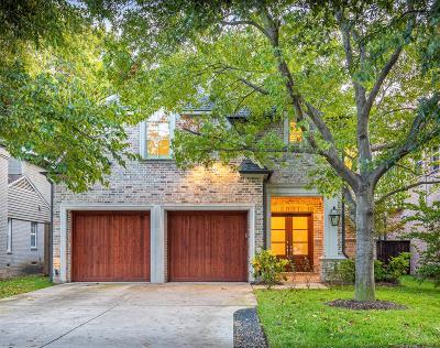 Allen, Dallas, Frisco, Plano, Prosper, Addison, Coppell, Highland Park, University Park, Southlake, Colleyville, Grapevine Single Family Home For Sale: 5722 Stanford Avenue