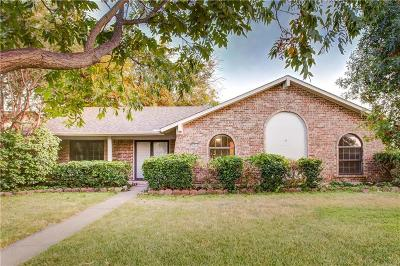 Dallas County Single Family Home For Sale: 1910 Morningstar Trail
