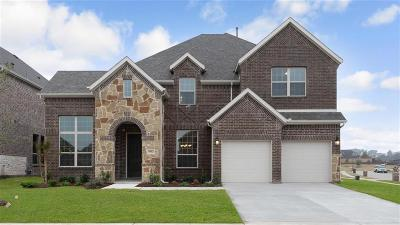 McKinney Single Family Home For Sale: 7933 Krause Springs Drive
