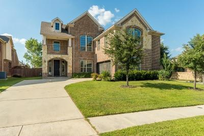 Keller Single Family Home For Sale: 1832 Lewis Crossing Drive