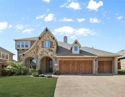 Tarrant County Single Family Home For Sale: 4324 Rustic Timbers Drive