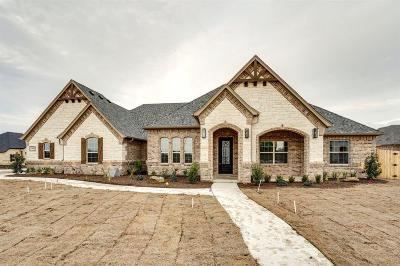 Dallas County, Denton County, Collin County, Cooke County, Grayson County, Jack County, Johnson County, Palo Pinto County, Parker County, Tarrant County, Wise County Single Family Home For Sale: 15008 Lost Wagon Street