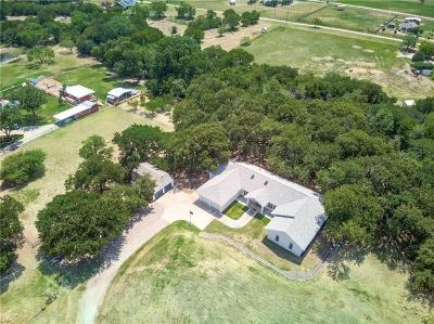 Denton County Single Family Home For Sale: 4377 S Bonnie Brae Street