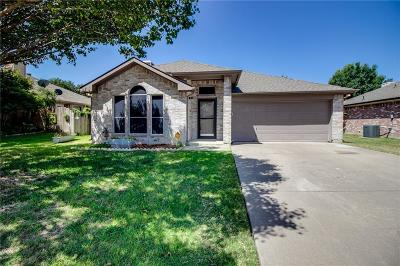 Midlothian Single Family Home Active Contingent: 1409 Gray Dawn Drive