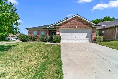 Aubrey TX Single Family Home For Sale: $242,900