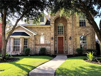 Mckinney Single Family Home For Sale: 2808 Aspen Drive
