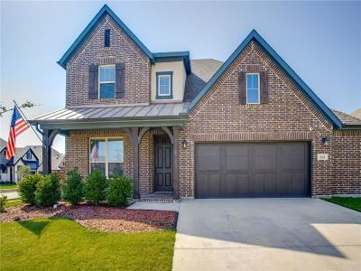 Fort Worth Single Family Home For Sale: 624 Wollford Way