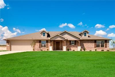Parker County Single Family Home For Sale: 7211 Veal Station Road