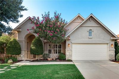 Denton Single Family Home For Sale: 10500 Countryside Drive