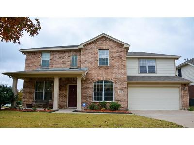 Fort Worth Single Family Home For Sale: 1001 Terrace View Drive
