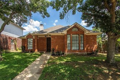 McKinney Single Family Home For Sale: 2314 Cuesta Lane
