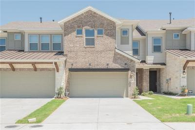 Dallas County, Denton County, Collin County, Cooke County, Grayson County, Jack County, Johnson County, Palo Pinto County, Parker County, Tarrant County, Wise County Townhouse For Sale: 17752 Shumard Oak Drive