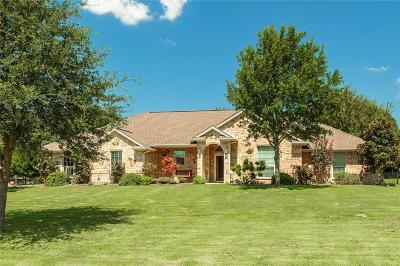 Dallas County, Denton County, Collin County, Cooke County, Grayson County, Jack County, Johnson County, Palo Pinto County, Parker County, Tarrant County, Wise County Single Family Home For Sale: 5942 Feather Wind Way