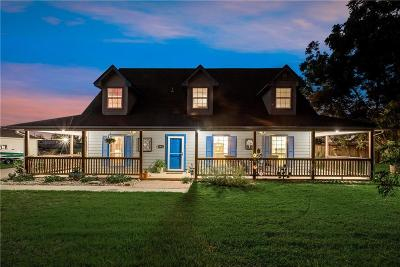 Kennedale Single Family Home For Sale: 7401 Hudson Cemetery Road
