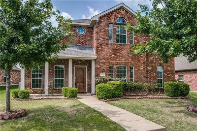 Frisco Single Family Home For Sale: 11607 Yoakum Drive