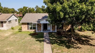Mesquite Single Family Home For Sale: 2321 Northview Drive