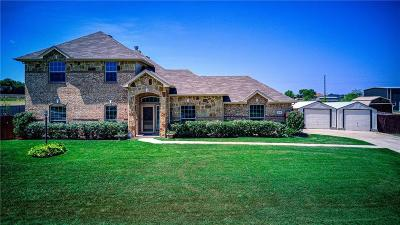 Waxahachie Single Family Home For Sale: 118 Oxford Ranch Road