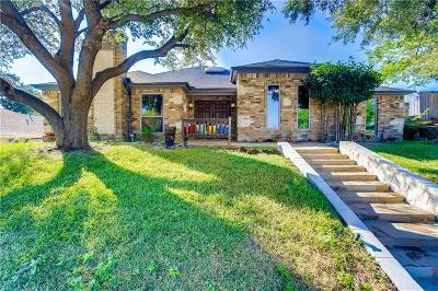 Dallas County, Denton County, Collin County, Cooke County, Grayson County, Jack County, Johnson County, Palo Pinto County, Parker County, Tarrant County, Wise County Single Family Home For Sale: 2922 Club Meadow Drive