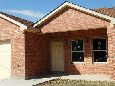 Dallas Single Family Home For Sale: 2738 Morning Avenue