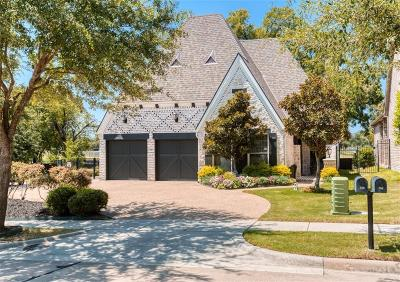 McKinney Single Family Home For Sale: 720 Chapel Hill Lane