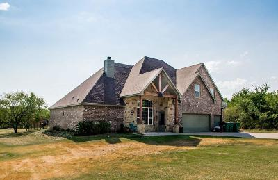 Stephenville Single Family Home For Sale: 2090 River Front Court