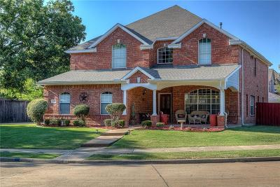 Rowlett Single Family Home Active Option Contract: 2505 Serenity Lane
