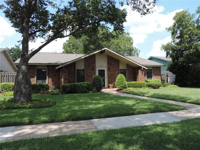 The Colony Single Family Home For Sale: 5061 Stanley Drive