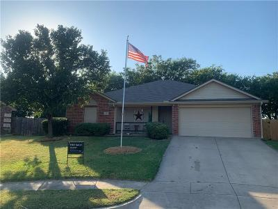 Burleson Single Family Home For Sale: 586 Tanglewood Drive