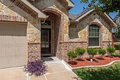 Collin County Single Family Home For Sale: 945 Crockett Drive