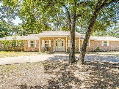 Burleson Single Family Home For Sale: 209 Bob White Trail