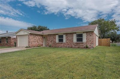The Colony Single Family Home For Sale: 5313 Yager Drive