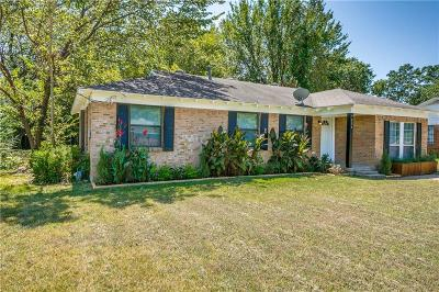 Dallas Single Family Home For Sale: 9804 Cushing Drive