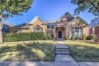 Frisco Residential Lease For Lease: 10204 Napa Valley Drive