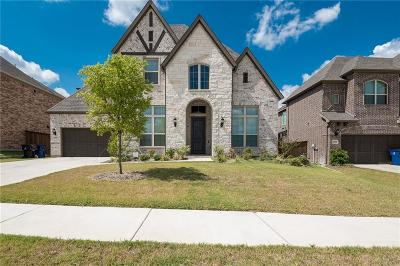 Frisco Single Family Home For Sale: 15535 Carnoustie Lane