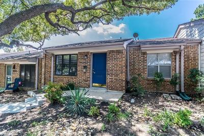 Dallas County Townhouse Active Option Contract: 13618 Brookgreen Drive