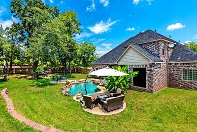Dallas County, Denton County, Collin County, Cooke County, Grayson County, Jack County, Johnson County, Palo Pinto County, Parker County, Tarrant County, Wise County Single Family Home For Sale: 2205 Cold Creek Drive