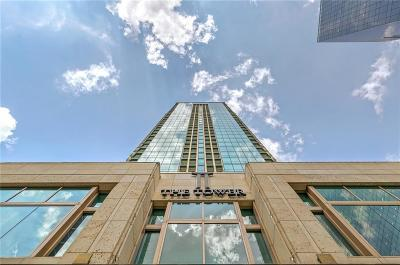 Tarrant County Condo For Sale: 500 Throckmorton Street #2001