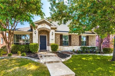McKinney Single Family Home For Sale: 4505 Brighton Drive