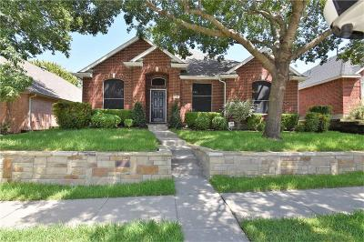 Allen Single Family Home For Sale: 1211 Heather Brook Drive