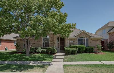 Dallas County, Denton County, Collin County, Cooke County, Grayson County, Jack County, Johnson County, Palo Pinto County, Parker County, Tarrant County, Wise County Single Family Home For Sale: 2402 Valley Creek Drive