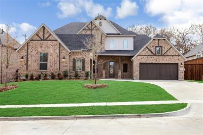 Highland Village Single Family Home For Sale: 113 Chisholm Trail