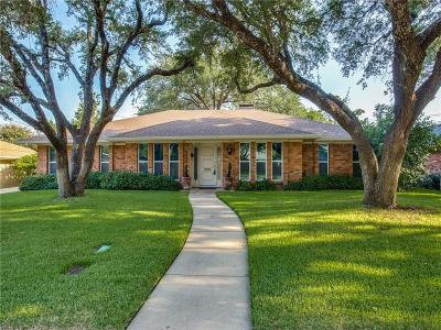 Fort Worth Single Family Home For Sale: 6144 Whitman Avenue